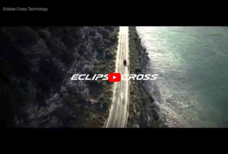 MITSUBISHI MOTORS Eclipse Cross - Technology